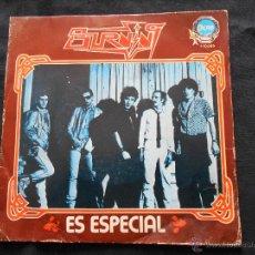 Discos de vinilo: BURNING // ES ESPECIAL - BAILA MIENTRAS PUEDAS. Lote 47558328