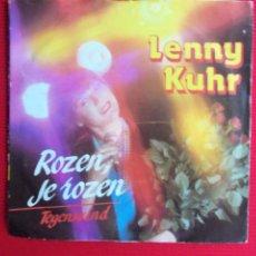 Discos de vinilo: LENNY KUHR - ROZEN JE ROZEN. Lote 47559139