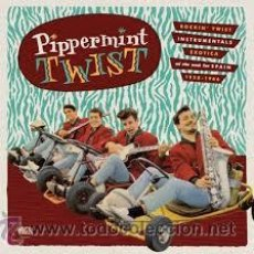 Discos de vinilo: PIPPERMINT TWIST - ROCKIN´ TWIST, INSTRUMENTALS, EXÓTICA ( 2LP 1958-1966 SPAIN ) NUEVO Y PRECINTADO. Lote 233460205