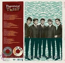 Discos de vinilo: PIPPERMINT TWIST - rockin´ twist, instrumentals, exótica ( 2LP 1958-1966 SPAIN ) NUEVO Y PRECINTADO - Foto 2 - 218722091