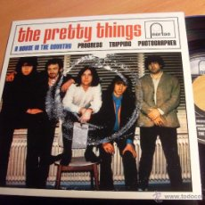 Discos de vinilo: THE PRETTY THINGS (A HOUSE IN THE COUNTRY + 3) EP REISSUE EP-505 (EP11). Lote 47577979