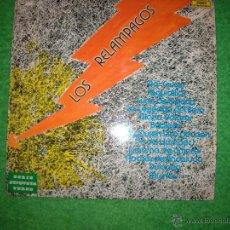 Discos de vinilo: 3 LP, DE LOS RELAMPAGOS. Lote 47579469