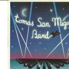 Discos de vinilo: TOMAS SAN MIGUEL. ESTA NOCHE (VINILO LP 1985). Lote 47579790