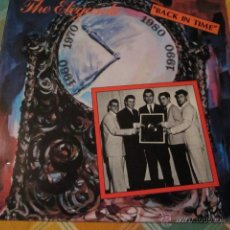 Discos de vinilo: THE ELEGANTS - BACK IN TIME - LP - DOO WOP.. Lote 47583212
