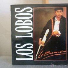 Discos de vinilo: LOS LOBOS - LA BAMBA / MAXI SINGLE 1987 - VINILO COMO NUEVO(NM). Lote 47583297