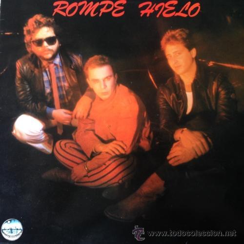 ROMPE HIELO - ROMPE HIELO . MAXI SINGLE . 1983 PAÑOLETA RECORDS - KRAKEN-5 (Música - Discos de Vinilo - Maxi Singles - Grupos Españoles de los 90 a la actualidad)