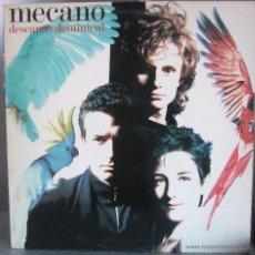 Discos de vinilo: MECANO : DESCANSO DOMINICAL -LP BMG ARIOLA 1988. Lote 47586268