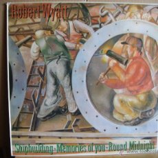 Discos de vinilo: ROBERT WYATT ---- SHIPBUILDING-MEMORIES OF YOU-ROUND MIDNIGHT. Lote 47586313