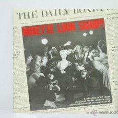 Discos de vinilo: ROXETTE - LOOK SHARP! LP. Lote 47588074