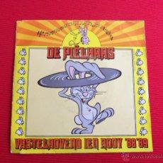 Discos de vinilo: DE PIËLHAAS - VASTELAOVEND IEN RODY 88 89. Lote 47590057