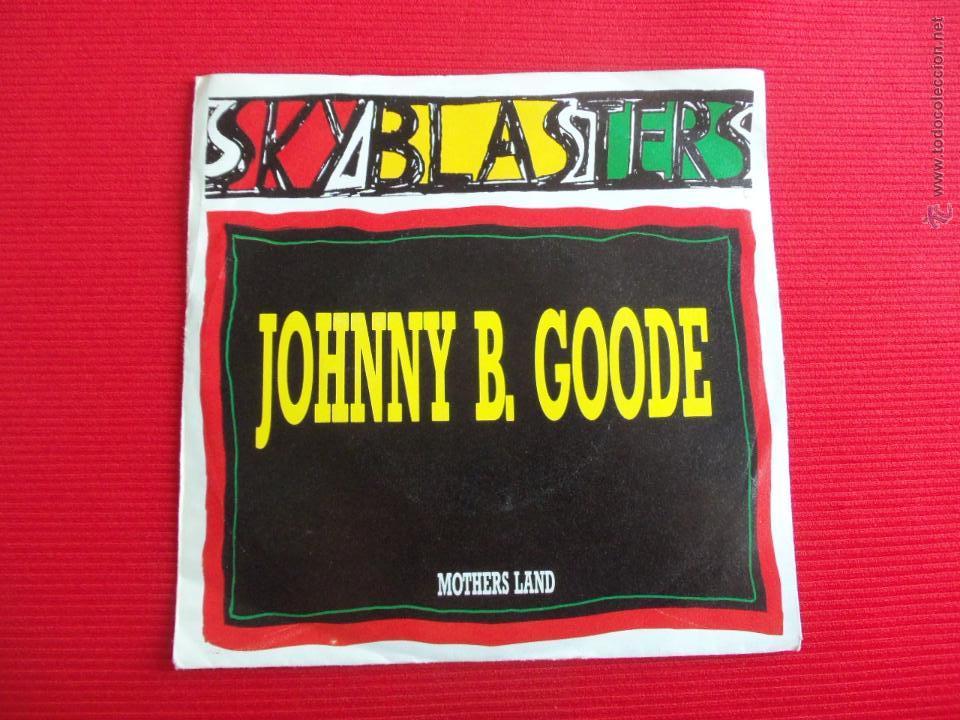 SKYBLASTERS - JOHNNY B GOODE (Música - Discos - Singles Vinilo - Reggae - Ska)