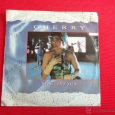 Discos de vinilo: CHERRY - MY SECOND SKIN. Lote 47592966