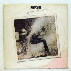 Discos de vinilo: MFSB - 'SUMMERTIME' (LP VINILO. ORIGINAL 1976. REINO UNIDO). Lote 47603754
