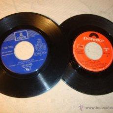 Discos de vinilo: 2 DISCO SINGLE ORIGINAL VINILO GRUPO LOS DIABLOS Y LOS PUNTOS. Lote 47617099