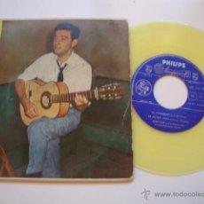 Discos de vinilo: DISCO SINGLE ORIGINAL VINILO JOSE LUIS EP SELLO PHILIPS AÑO 1959 VINILO AMARILLO. Lote 47617561