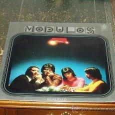 Discos de vinil: MODULOS LP REALIDAD ORIGINAL ESPAÑOL. Lote 47597393