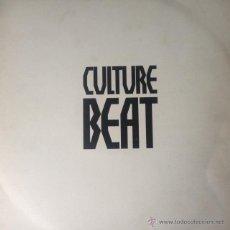 Discos de vinil: CULTURE BEAT - WALK THE SAME LINE . DOBLE MAXI SINGLE . 1996 DANCE POOL GERMANY. Lote 47624758