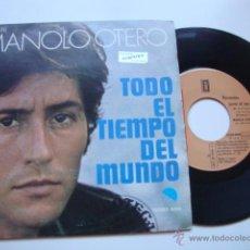 Discos de vinilo: DISCO SINGLE ORIGINAL VINILO MANOLO OTERO. Lote 47625958