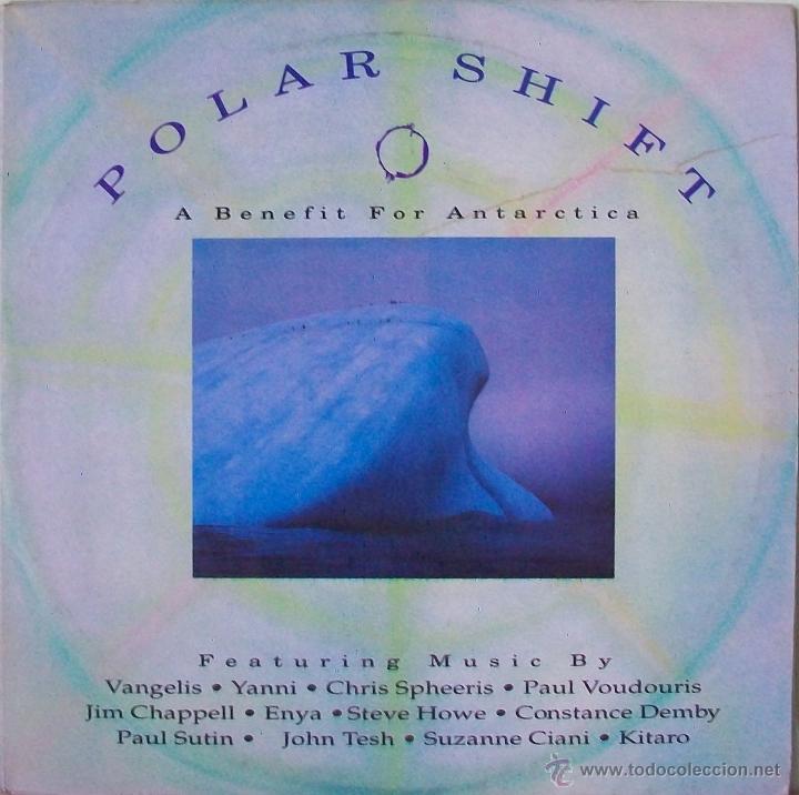 POLAR SHIFT -DISCO VINILO L.P VARIADO (Música - Discos - LP Vinilo - Electrónica, Avantgarde y Experimental)