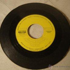 Discos de vinilo: RARO DISCO SINGLE ORIGINAL EN CARTON LOS STOP MOLINO AL VENTO AÑO 1967. Lote 47627343