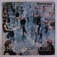 Discos de vinilo: [ROBERT] FRIPP & [BRIAN] ENO : NO PUSSYFOOTING (REEDICIÓN SPAIN, 1982). Lote 47632009