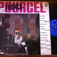Discos de vinilo: FRANK POURCEL LP EDIC ESPAÑA LA VOZ DE SU AMO AÑO 1967 CSDL 1430 MUY RARO. Lote 47633341