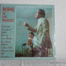 Discos de vinilo: RERRE DE LOS PALACIOS-LP 1985. Lote 47645177