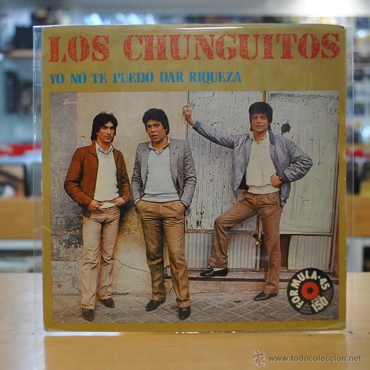 Los Chunguitos Yo No Te Puedo Dar Riqueza S Sold Through Direct Sale 47645875