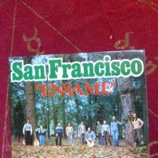 Discos de vinilo: SAN FRANCISCO - ENSAME - EP - EDICIONES PAULINAS - RARO. Lote 47646807