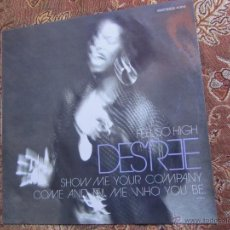Discos de vinilo: DES'REE MAXI SINGLE DE VINILO- DEL AÑO 91- 3 TEMAS- MADE IN UK-Y DISTRIBUIDO EN ESPAÑA EPIC- NUEVO¡. Lote 47652559