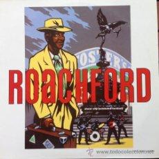 Discos de vinilo: ROACHFORD - STONE CITY . MAXI SINGLE . 1991 COLUMBIA UK - 656966 6 . Lote 47653442