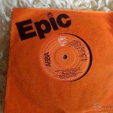 Discos de vinilo: VINILO SINGLE - ABBA - SUMMER NIGHT CITY + MEDLEY - UK - COMPRA 5 Y PAGA 4.. Lote 47655282
