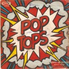 Discos de vinilo: SINGLE POP TOPS - VIENTO DE OTOÑO - CRY. Lote 47657583