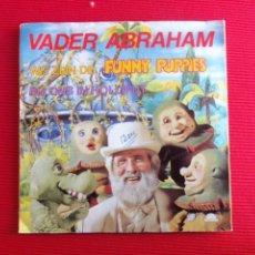 Discos de vinilo: VADER ABRAHAM - WIJ ZIJN DE FUNNY PUPPIES. Lote 47660663