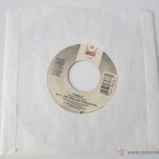 Discos de vinilo: A.L.T. & THE LOST CIVILIZATION - TEQUILA 1992 USA SINGLE * FUNDA DE PLASTICO TRANSPARENTE. Lote 47665443