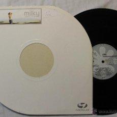 Discos de vinilo: MILKY JUST THE WAY YOU ARE MAXI SINGLE VINYL MADE IN ITALIA 2002. Lote 47665723