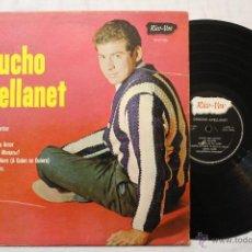 Discos de vinilo: CHUCHO AVELLANET LP VINILO RICO VOX RVLP 501. Lote 47666239
