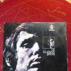 Discos de vinilo: RAPHAEL - LE LLAMAN JESÚS ! HISPAVOX 1973 LP VINILO. Lote 47669257