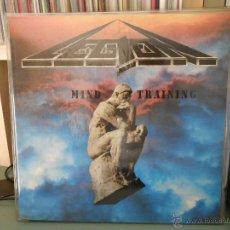 Discos de vinilo: LEGION - MIND TRAINING + POR LA CARA. 2 LPS. Lote 47671708