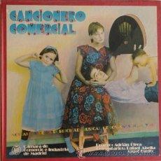 Discos de vinilo: CANCIONERO COMERCIAL - NOSTALGIA DE LA PUBLICIDAD MUSICAL DE LOS AÑOS 30, 40 Y 50 (2LP+LIBRO). Lote 47681935