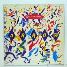Discos de vinilo: GROOVEMASTER - 'ARROW' (MAXI SINGLE VINILO. ORIGINAL 1988) - PEDIDO MÍNIMO 8€. Lote 47691010