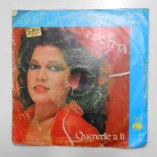 Discos de vinilo: ANGELA CARRASCO. QUERERTE A TI. MAMMA. TDKDS1. Lote 47691208