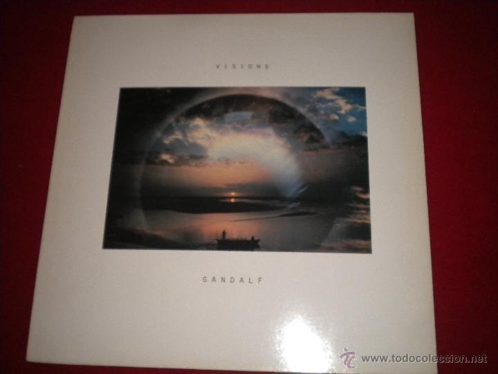 GANDALF VISIONS - WEA 1.981 (Música - Discos - LP Vinilo - Otros estilos)