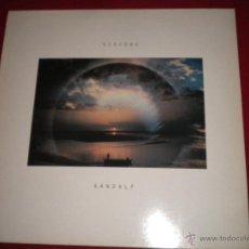 Discos de vinilo: GANDALF VISIONS - WEA 1.981. Lote 47697511