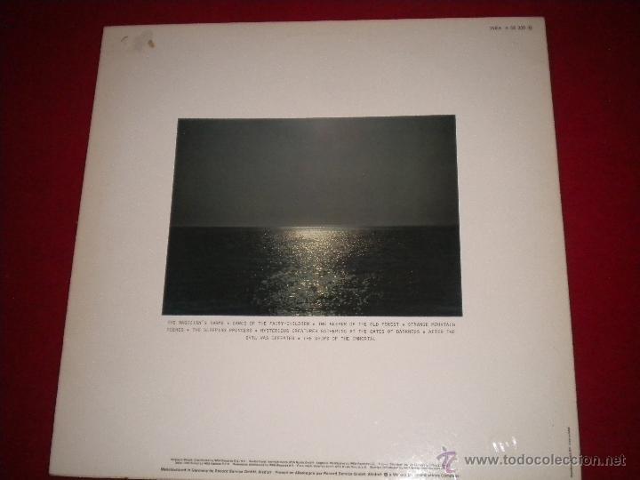 Discos de vinilo: Gandalf Visions - Wea 1.981 - Foto 2 - 47697511