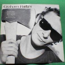 Discos de vinilo: GRAHAM PARKER 1991 GUARDIAN ANGELS + 4 MINI LP 45RPM PDELUXE. Lote 47699712