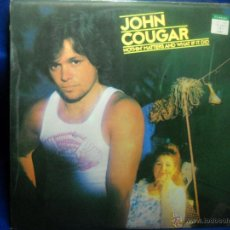 Discos de vinilo: JOHN COUGAR - NOTHIN MATTERS ND WHAT IF IT DID - LP. Lote 47699983