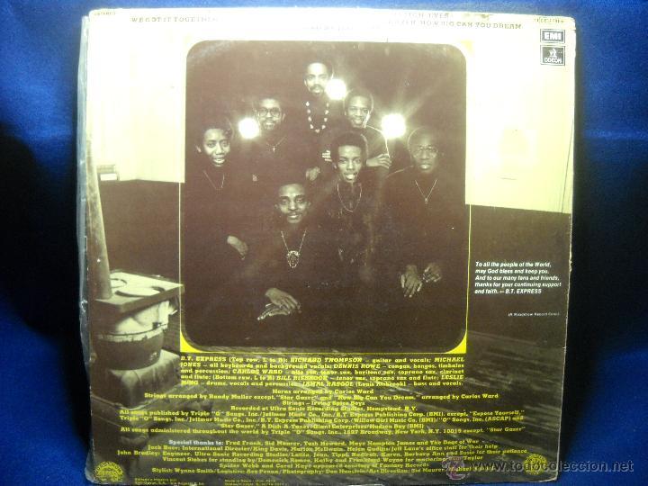 Discos de vinilo: MEAL TICKET - TAKE AWAI - LP - Foto 2 - 47700270