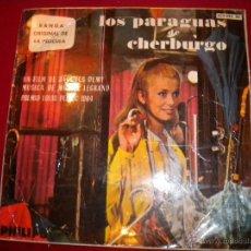 Disques de vinyle: LOS PARAGUAS DE CHERBURGO - PHILIPS 1.964. Lote 47700714