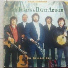 Discos de vinilo: THE FUREYS & DAVEY ARTHUR - THE COLLECTION - DOBLE LP. Lote 47702404